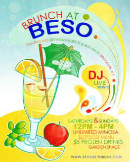 Beso Brunch