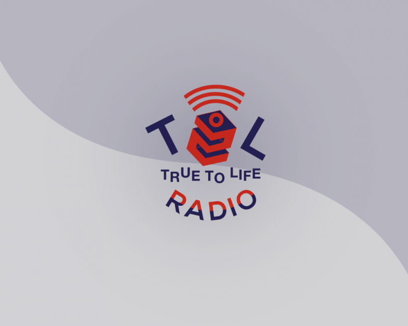 True to Life Radio Logo